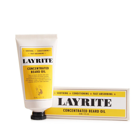 Layrite Concentrated Beard Oil - FineShave