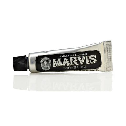 Marvis Toothpaste Sample 10ml - Amarelli Licorice - FineShave