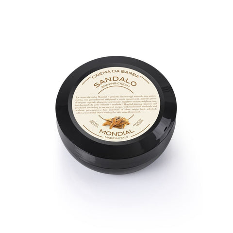 Mondial Sandalwood Premium Shaving Cream 75ml - FineShave