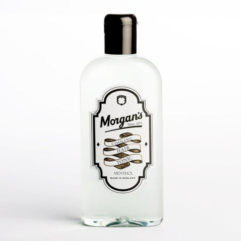 Morgan's Cooling Hair Tonic Menthol 250ml - FineShave