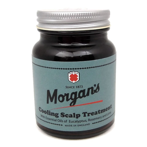 Morgan's Cooling Scalp Treatment 100ml - FineShave