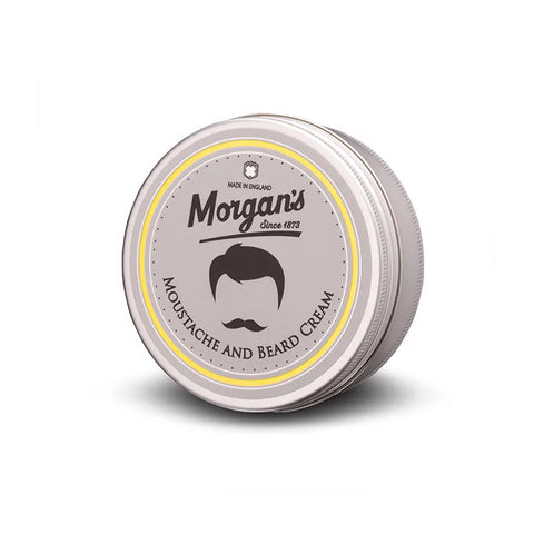 Morgan's Moustache and Beard Cream 75ml