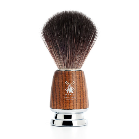 Mühle Rytmo Black Fibre Brush (Ash) - FineShave