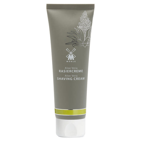 Mühle Shaving Cream Aloe Vera 75ml Tube - FineShave