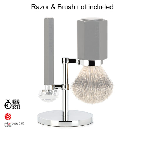Mühle Stand for Hexagon Razor and Brush - FineShave