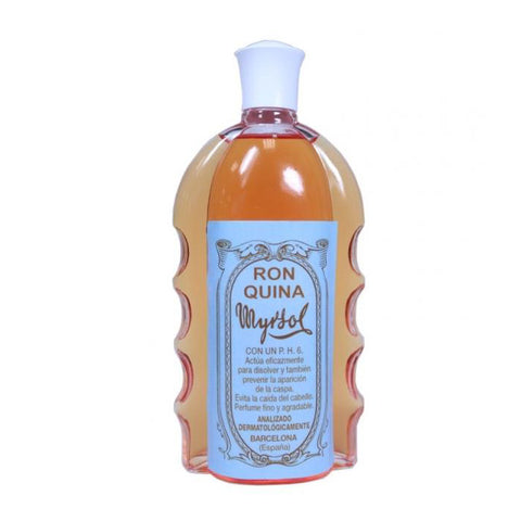 Myrsol Rum Hair Tonic