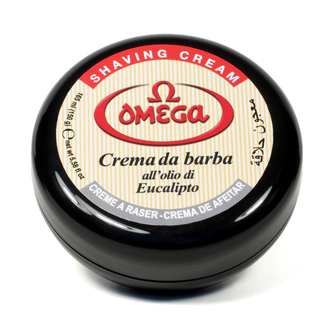 Omega Shave Cream in a Bowl (new style) - FineShave