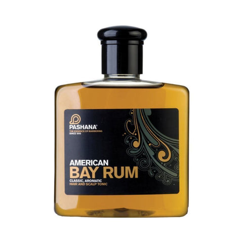 Pashanna American Bay Rum Hair and Scalp Tonic 250ml - FineShave