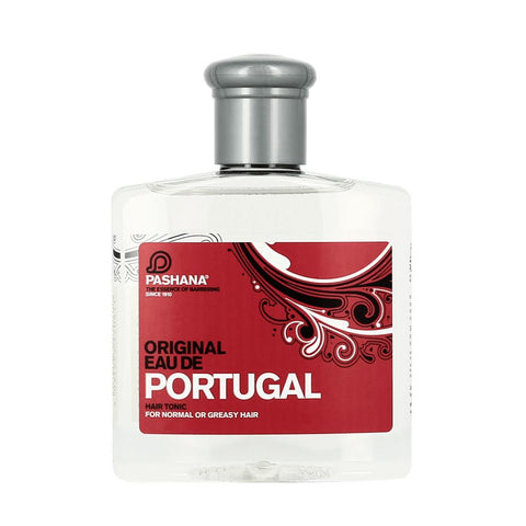 Pashanna Original Eau de Portugal Hair Tonic 250ml - FineShave