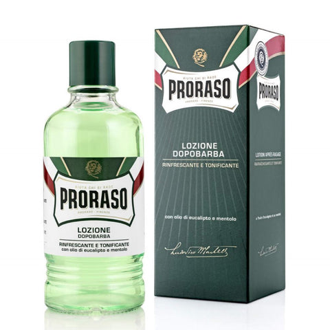 Proraso After Shave Splash Menthol (400ml) - FineShave