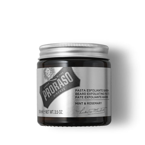 Proraso Beard Exfoliating Paste 100ml - FineShave