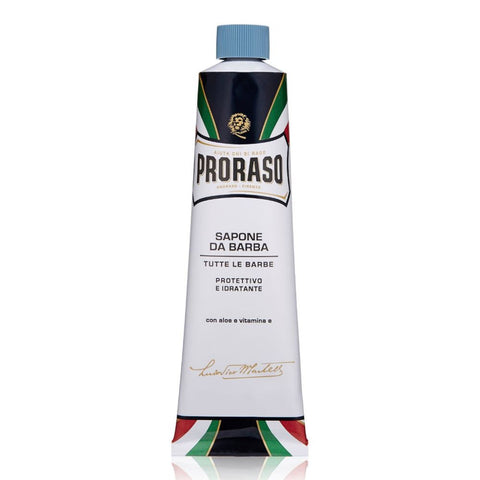 Proraso Blue Aloe & Vitamin E Shave Cream - FineShave