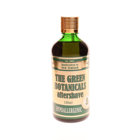 Puhoi Organic Distillery - The Green Botanicals Aftershave 100ml - FineShave