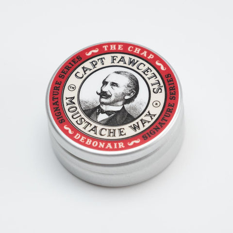 "Captain Fawcett's The Chap ""Debonair"" Moustache Wax"