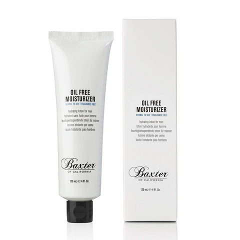 Baxter of California Oil Free Moisturiser 120ml