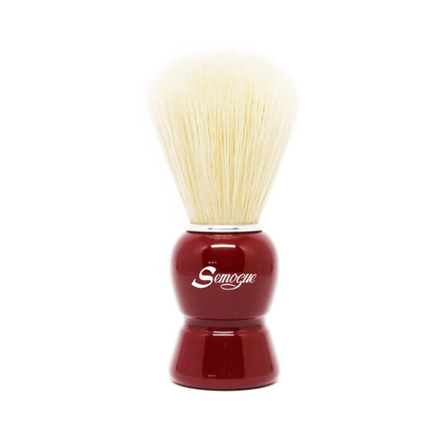 Semogue Galahad C3 Premium Boar Shaving Brush (Imperial Red)