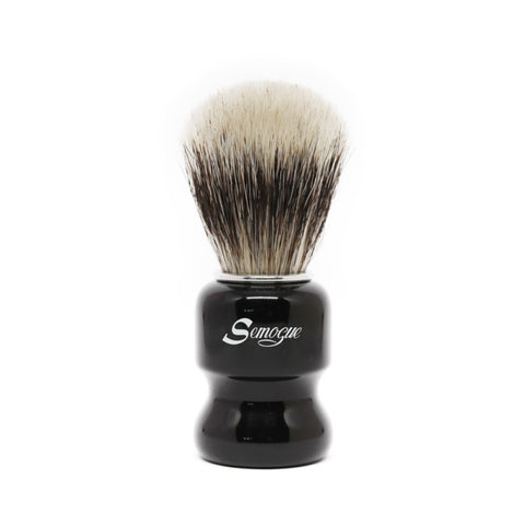 Semogue Torga C3 Special Mix Badger & Boar Shaving Brush (black)