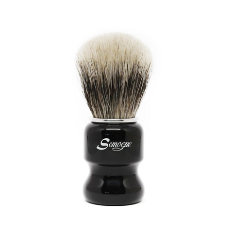 Semogue Torga C5 Special Mix Badger & Boar Shaving Brush (black)