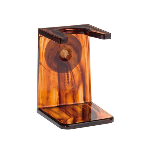Shaving Brush Holder (small, Tortoiseshell) - FineShave