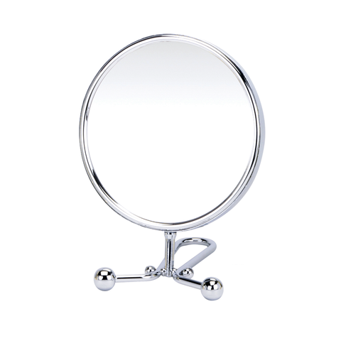 Shaving Mirror (Double Sided, 5x Magnification/True Image) - FineShave