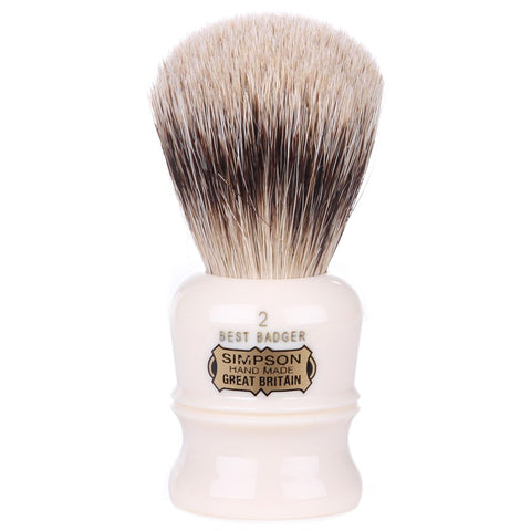 Simpson Duke 2 Best Badger Shaving Brush - FineShave