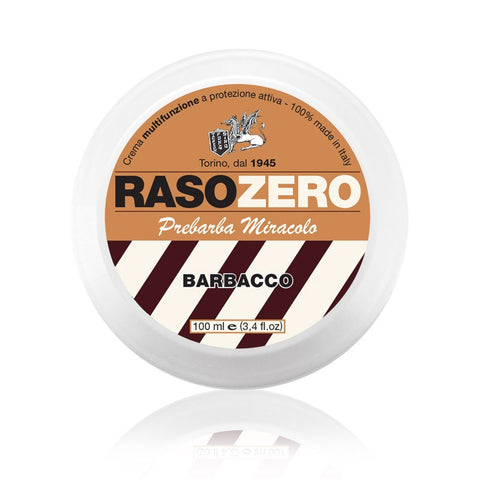TFS RasoZero Barbacco Pre Shave Cream 100ml - FineShave