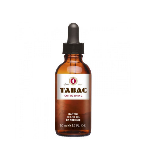 Tabac Original Beard Oil 50ml - FineShave