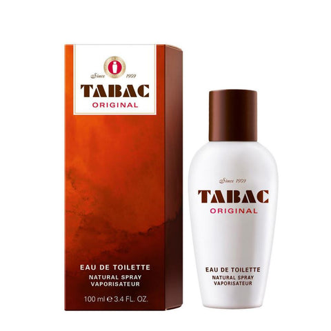 Tabac Original Eau De Toilette 100ml (Natural Spray) - FineShave