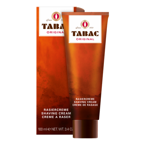 Tabac Original Shaving Cream 100ml Tube - FineShave
