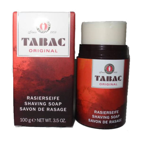 Tabac Original Shaving Soap Stick (inc. holder) - FineShave