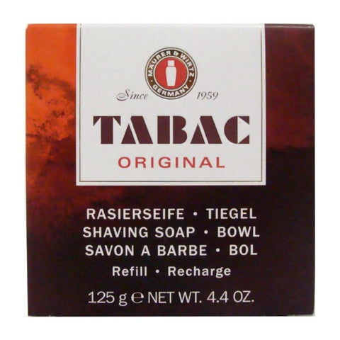 Tabac Original Shaving Soap (125gr Refill) - FineShave