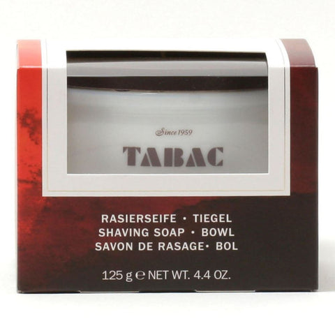 Tabac Original Shaving Soap & Ceramic Bowl - FineShave