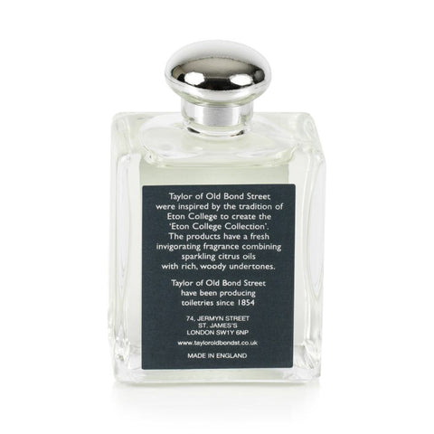 Taylor Of Old Bond Street Eton College Aftershave - FineShave