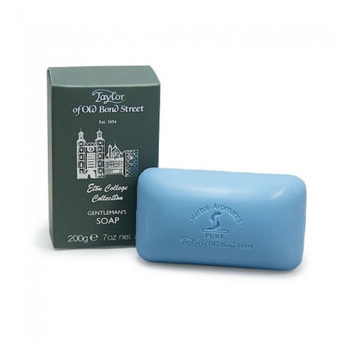 Taylor of Old Bond Street Eton College Bath Soap 200gr - FineShave