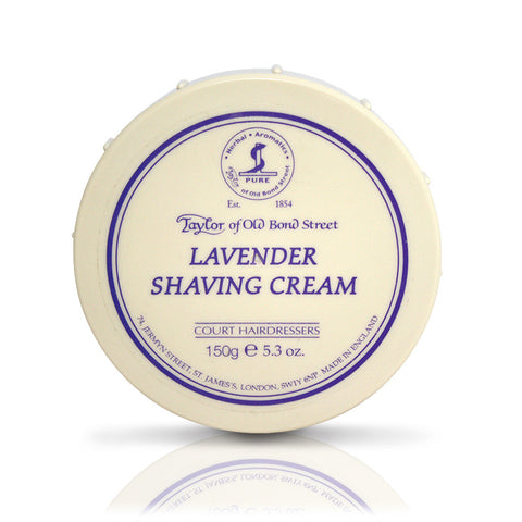 Taylor of Old Bond Street Lavender Shaving cream Bowl - FineShave