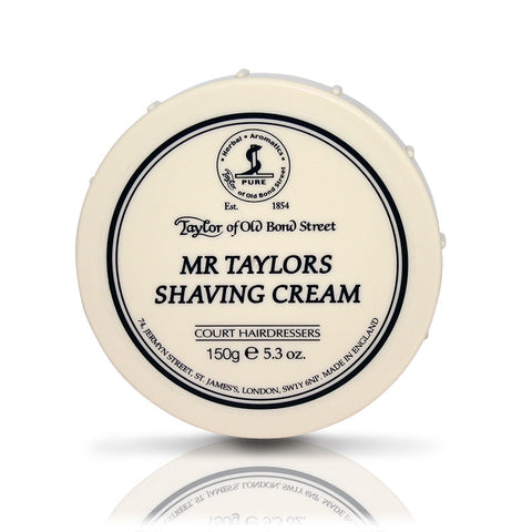 Taylor of Old Bond Street Mr.Taylors Shaving cream Bowl - FineShave