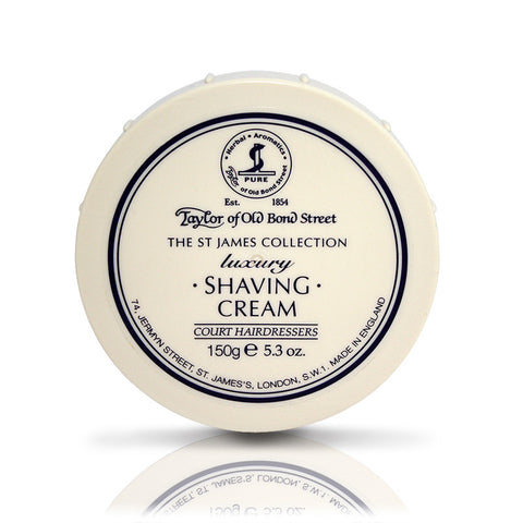 Taylor of Old Bond Street St.James Luxury Shaving cream Bowl - FineShave