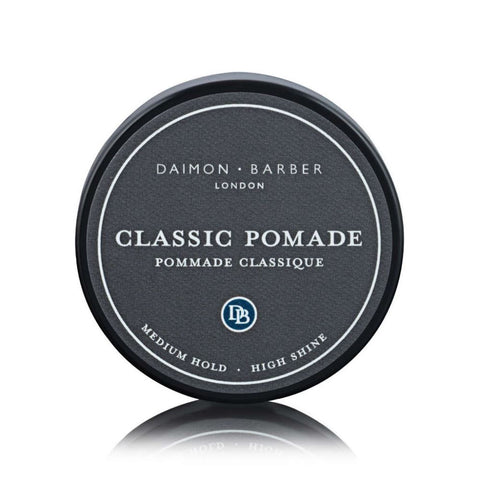 ! PRICE DROP ! - The Daimon Barber Classic Pomade 100gr - FineShave