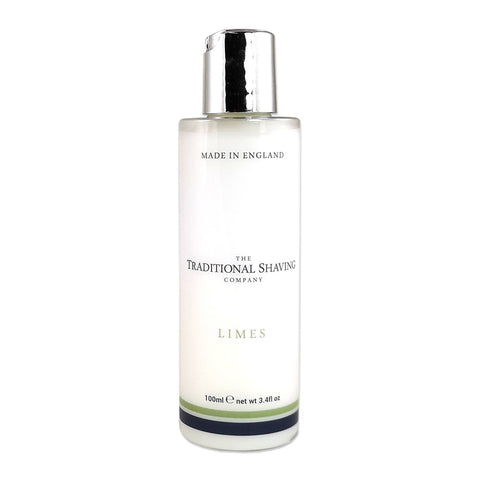 The Traditional Shaving Company Limes Pre-Shave lotion 100ml