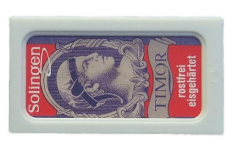 Pack of 10x Timor Razor Blades - FineShave