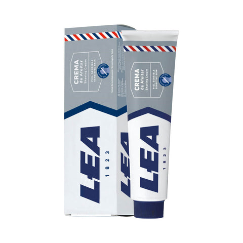 LEA Brushless Shaving Cream for Sensitive Skin 150ml - FineShave