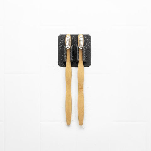 Tooletries - The George Toothbrush Rack (charcoal)