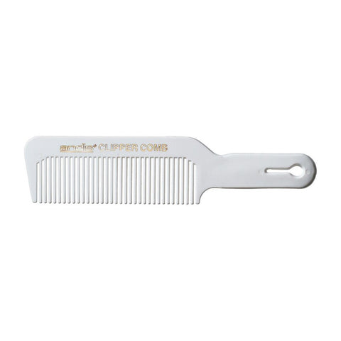 Andis Clipper Comb (White)