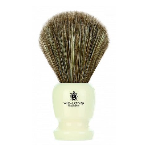 Vie-Long Horse Hair Shaving Brush 12651 - FineShave