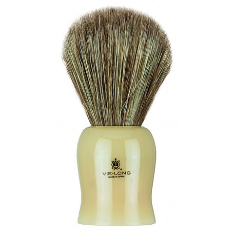 Vie-Long Horse Hair Shaving Brush 12711 - FineShave