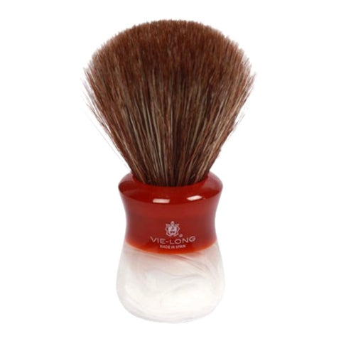 Vie-Long Premium Horse Hair Shaving Brush 13061 - FineShave