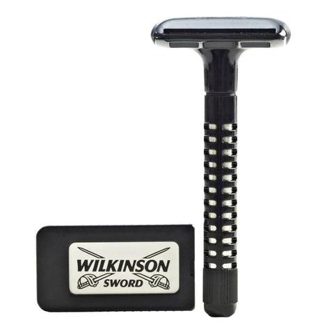 Wilkinson Classic Safety Razor inc. 5x DE Blades - FineShave