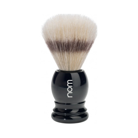 nom Boar Shaving Brush by Mühle (Black)