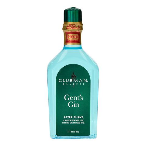 Clubman Pinaud Reserve - Gents Gin After Shave Lotion 177ml - FineShave
