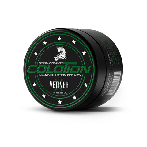 Bossman Colotion Vetiver X 120ml